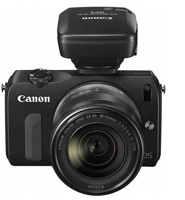 Máy ảnh EOS M là loại MILC đầu tiên của Canon