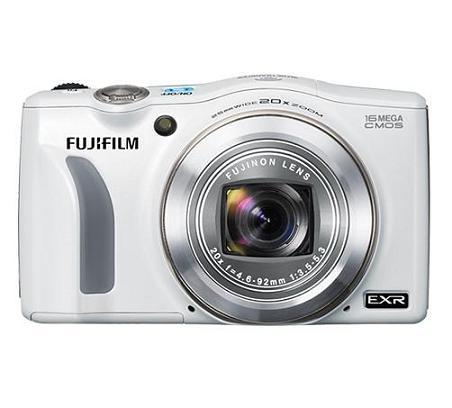FinePix F800EXR , máy ảnh đầu tiên của Fujifilm hỗ trợ mạng không dây