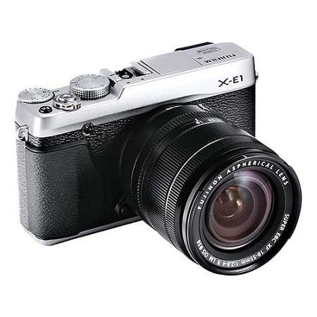 Fujifilm chào bán máy ảnh không  gương X-E1