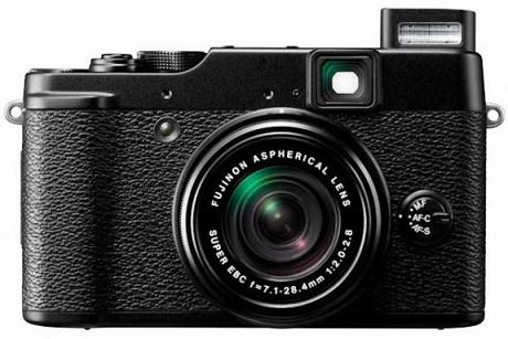 Fujifilm thông báo máy ảnh compact X10 12MP