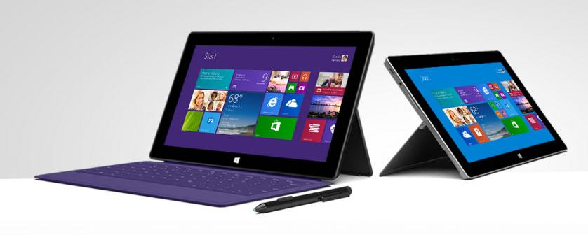Microsoft khuyên cách thức nạp Pin cho Surface RT