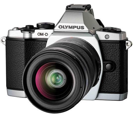 Olympus chính thức giới thiệu máy ảnh OM-D E-M5 Micro Four Thirds