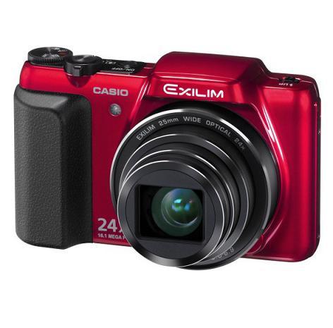 Máy ảnh bỏ túi EX-H50 16.1MP với Zoom quang 24x của Casio