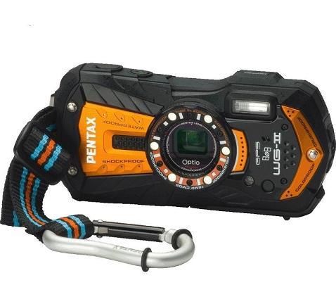 Pentax giới thiệu máy ảnh không thấm nước Optio WG-2