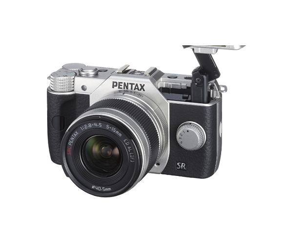 Pentax giới thiệu máy ảnh có thể thay ống kính Q10 12.4MP