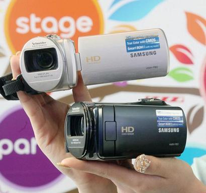 Samsung giới thiệu máy quay có Zoom quang 52x