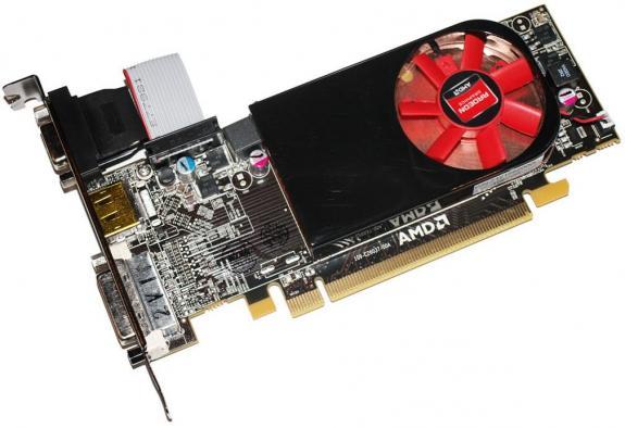 AMD chính thức giới thiệu Radeon HD 6450