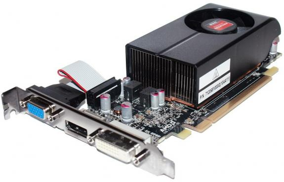 AMD phát hành Radeon HD 6670 và HD 6570