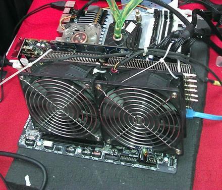 Radeon HD 7970 Overclock lên tới 1.3GHz chỉ bằng quạt gió thông thường