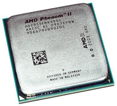 Phenom II X4 nhanh nhất của AMD