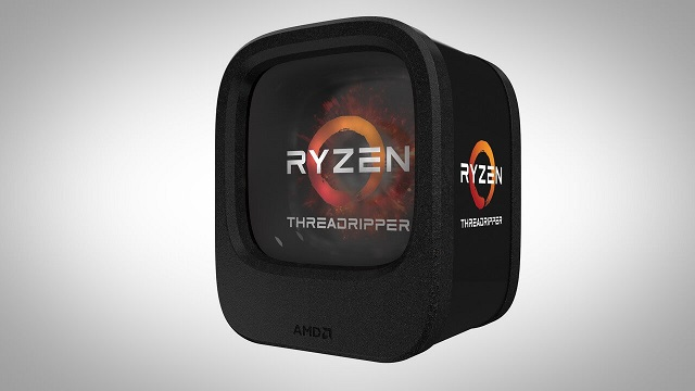 AMD phát hành Threadripper 1900X 549$