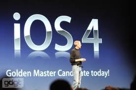Nâng cấp thiết bị iOS thành phiên bản 4.3