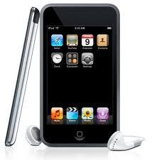Người dùng  iPod Touch phàn nàn đồ họa  có vấn đề sau khi nâng cấp lên iOS 4.3