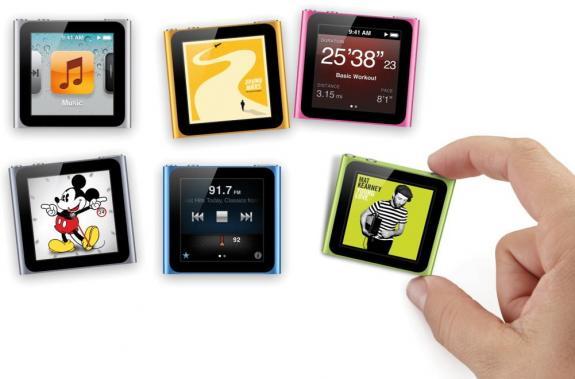 Apple thay thế những Nano thế hệ đầu tiên có thiếu sót , muộn còn hơn không