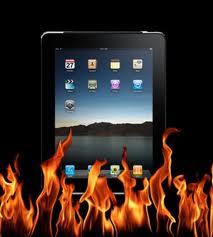Apple phủ nhận những vấn đề quá nóng trong iPad mới