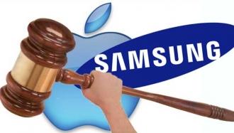 Quan tòa Mỹ nói tablet Samsung vi phạm bằng sáng chế Apple