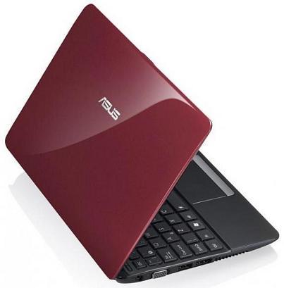 Netbook Eee PC 1015B và 1215 Fusion đã được đặt hàng trước