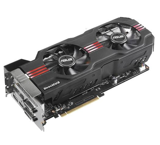 BIOS mới cho Asus GTX 660Ti DirectCU II