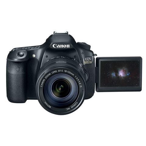 Canon giới thiệu máy ảnh cho những nhà  thiên văn