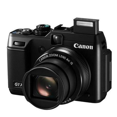 CES 2012 : Máy ảnh Canon PowerShot G1-X
