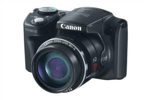 Canon phát hành máy ảnh PowerShot SX500 IS và SX160 IS