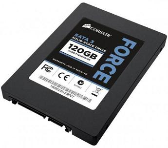 Corsair thu hồi SSD 120GB Force Series 3