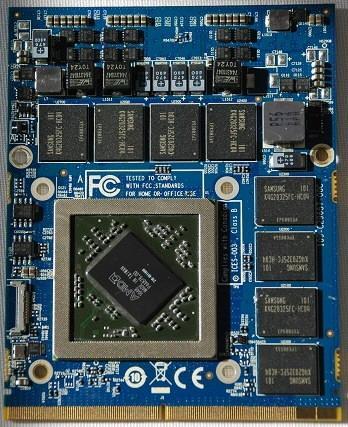 Eurocom chào Module MXM Radeon HD 6970M cho hệ thống  tích hợp