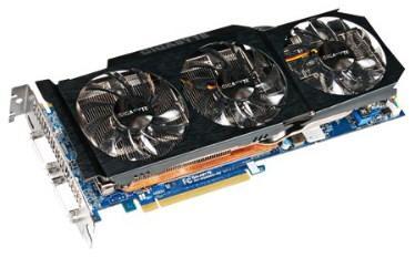 GeForce GTX580 Super Overclock của Gigabyte