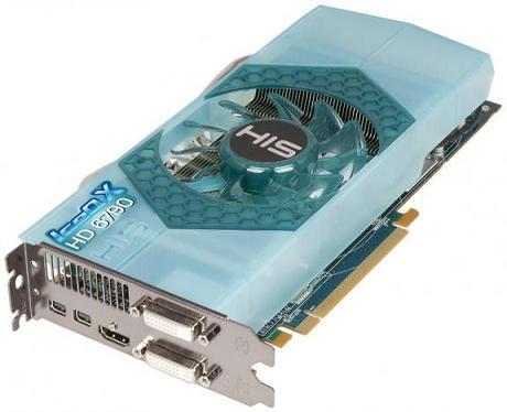 Radeon HD6790 IceQ X Turbo của HIS