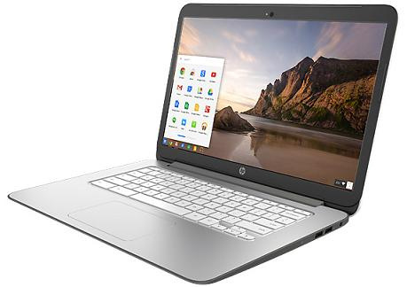 HP Chrome 13 mới dùng chip Intel Core M
