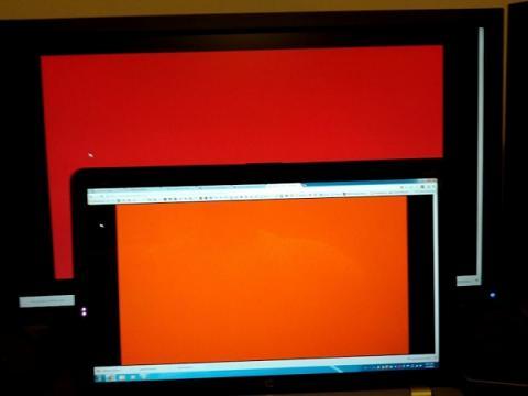 HP chuẩn bị công cụ sửa vấn đề hiển thị màu của Envy 15 .