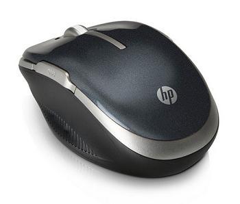 HP giới thiệu Mouse WiFi đầu tiên , thời gian làm việc với ắc quy trong 9 tháng