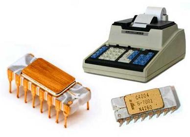 Intel kỉ niệm lần thứ 40 cho CPU đầu tiên của mình