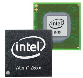 Kiểm nghiệm Tablet mẫu dùng Intel Atom cho thấy nóng và chậm