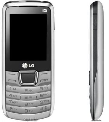 Điện thoại 3-SIM LG A290 bán ra tại Nga với giá 100$