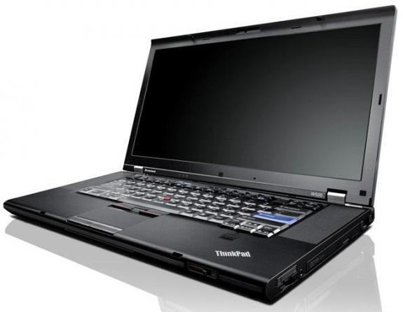 Máy trạm Mobile ThinkPad W520 bắt đầu được bán