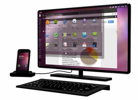 Ubuntu OS cho điện thoại có thể tới vào năm  2013