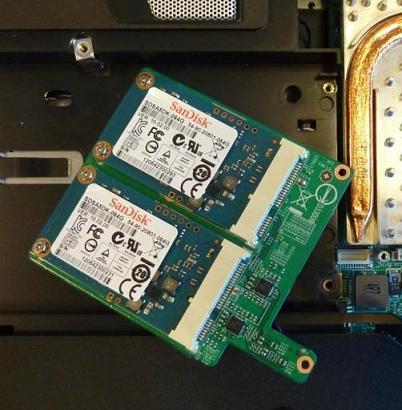 Super RAID trong MSI GT70 đạt tới tốc độ 928MB/s