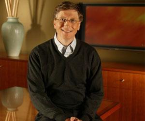 Bill Gates là người Mỹ giàu nhất năm  thứ 19