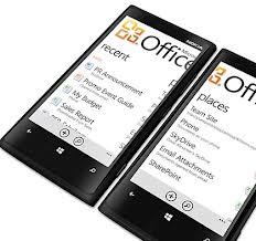 Microsoft nói về bản Office mobile cho Windows Phone