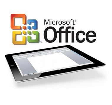 Biên soạn tài liệu Microsoft Office trên iPad