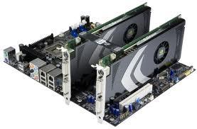 NVIDIA cấp bản quyền SLI trong Chipset của AMD