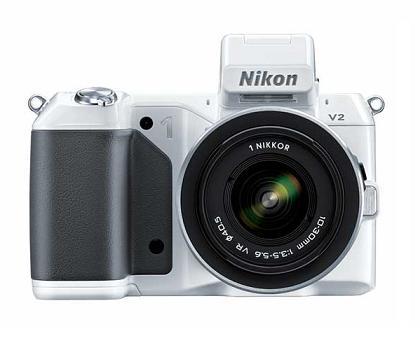 Nikon giới thiệu máy ảnh 1 V2 có chế độ quay chậm