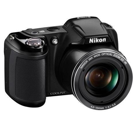 Nikon giới thiệu Coolpix L810 Super Zoom 26x với bộ cảm biến 16MP