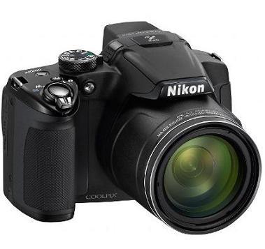 Nikon Coolpix P510 có Zoom khủng 42x , ghi video 1080p , hỗ trợ GPS