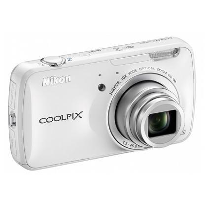 Máy ảnh Nikon Coolpix S800c Android Wi-Fi