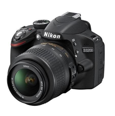 Máy ảnh Nikon D3200 DSLR chính thức phát hành