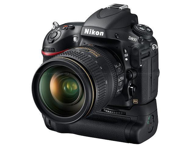 Nikon chính thức giới thiệu máy ảnh D800 / D800E , 36MP Full-Frame