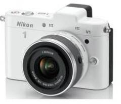 Nikon giới thiệu máy ảnh J1 và V1 có thể thay thế ống kính