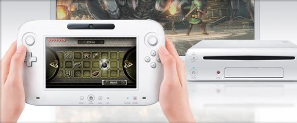Nintendo cho ra mắt Wii U , máy chơi game video thế hệ mới